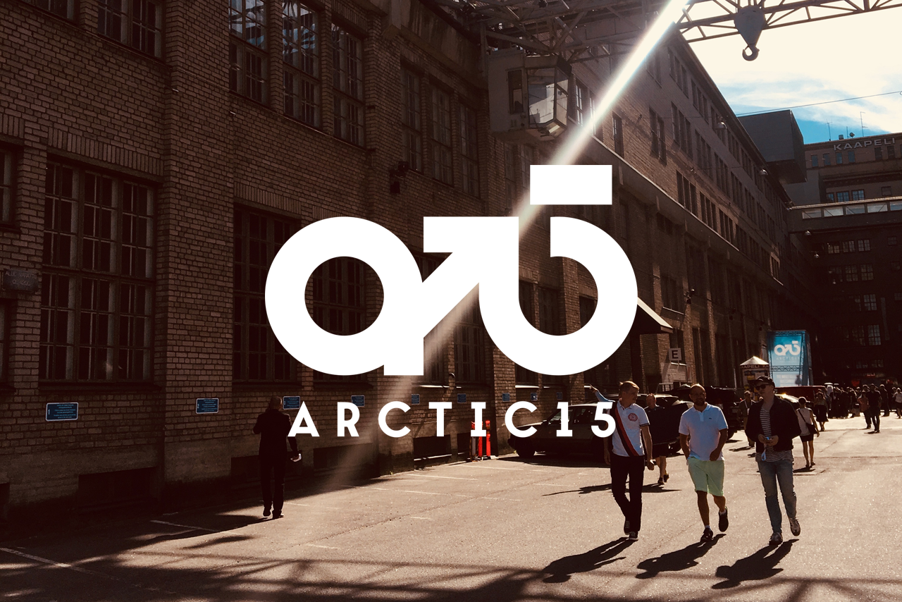 Arctic15: A perfect balance between new technologies and networking