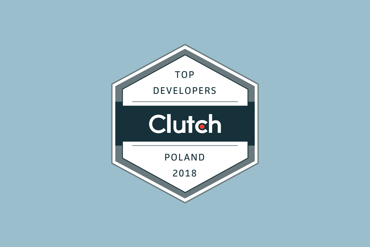 The Software House named one of the top development companies in Poland by Clutch