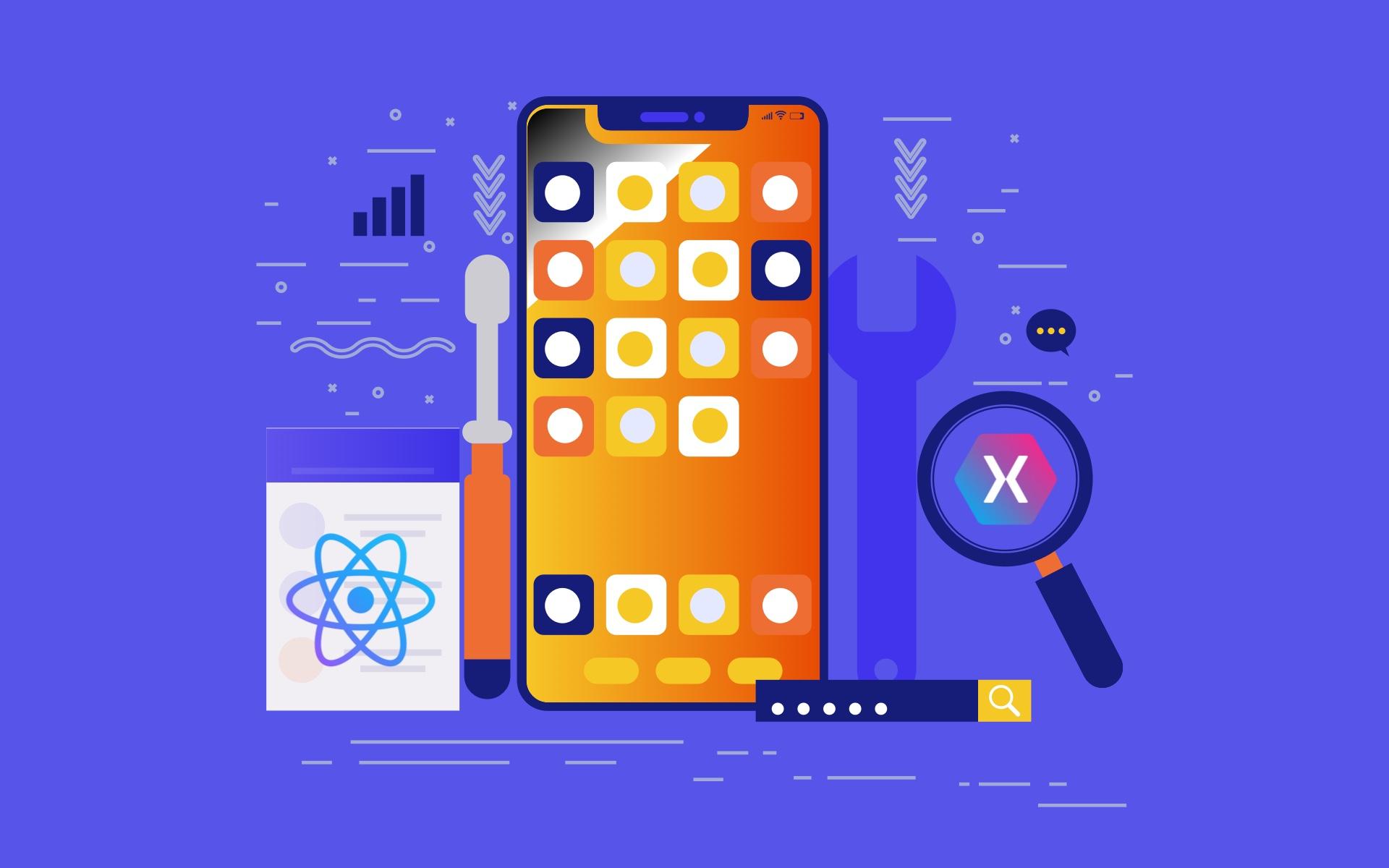 Hybrid mobile apps in 2018: React Native vs Xamarin