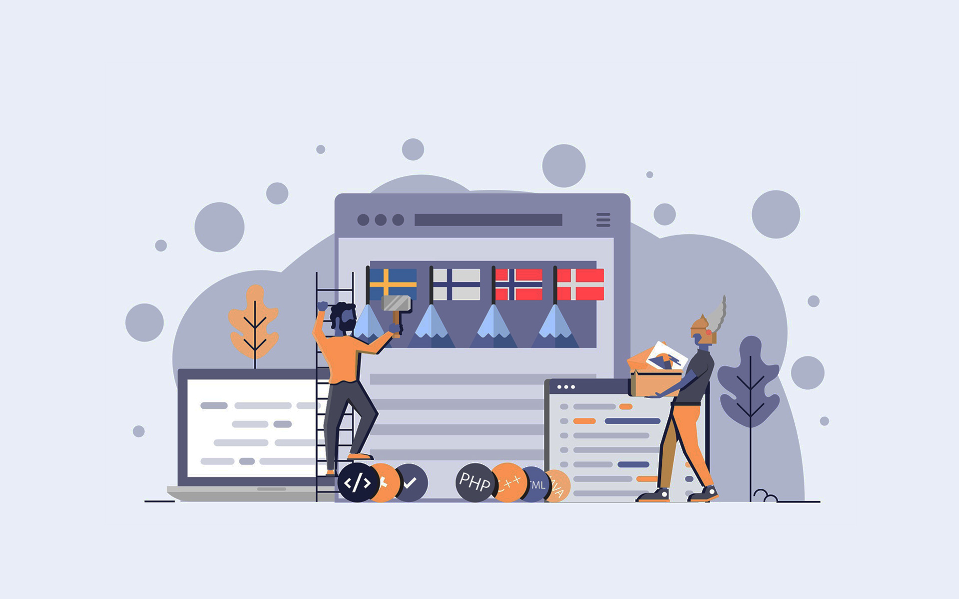 Why are Nordic companies falling in love with IT outsourcing?