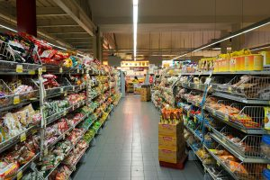 Supermarket changed with AB testing