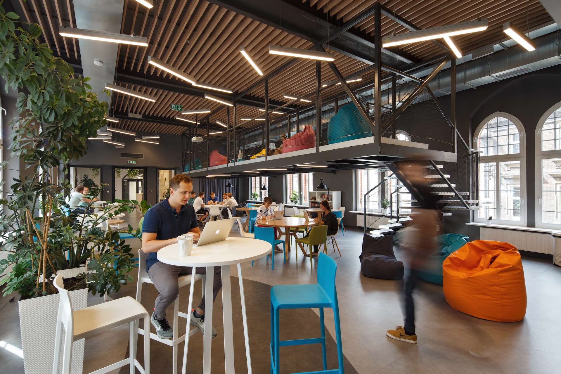 The Software House with the best office for software developers