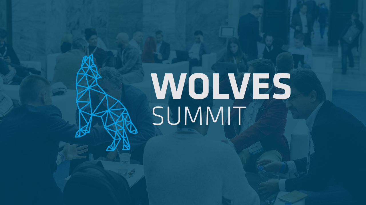Wolves Summit 2018: How I joined the wolfpack