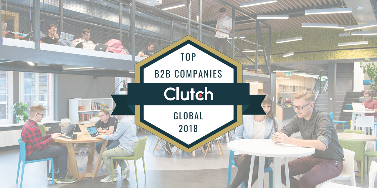 The Software House among the global IT industry leaders according to Clutch