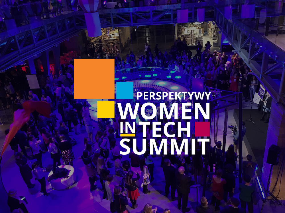 Women in Tech Summit: Be the change you want to see in tech