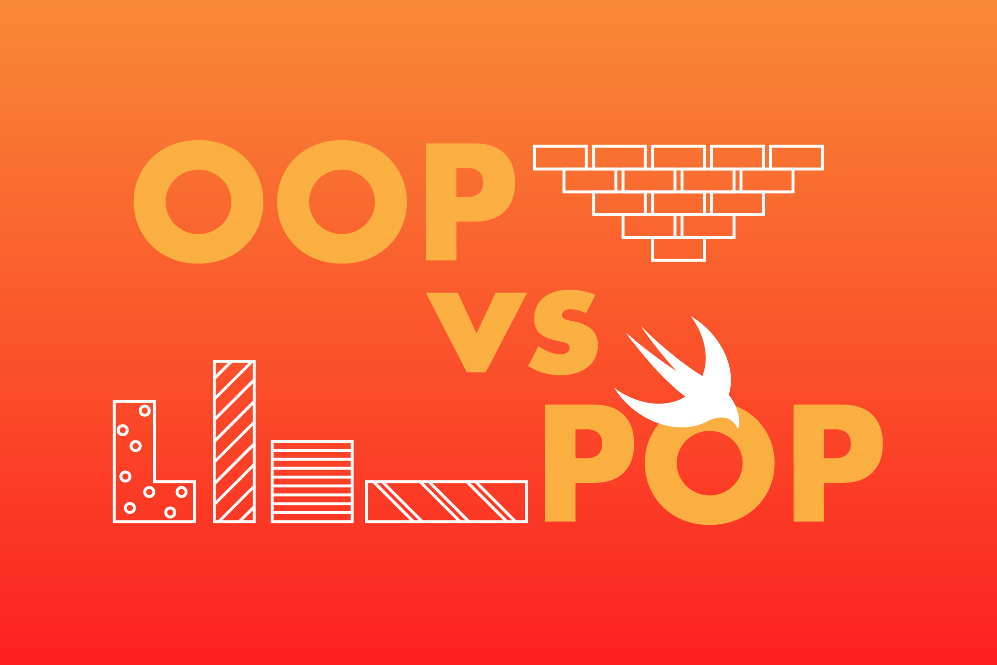 Protocol-oriented vs object-oriented in Swift: translating complicated world into simple code
